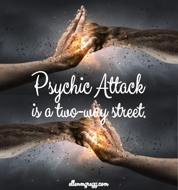 Psychic Attack is a two-way street.