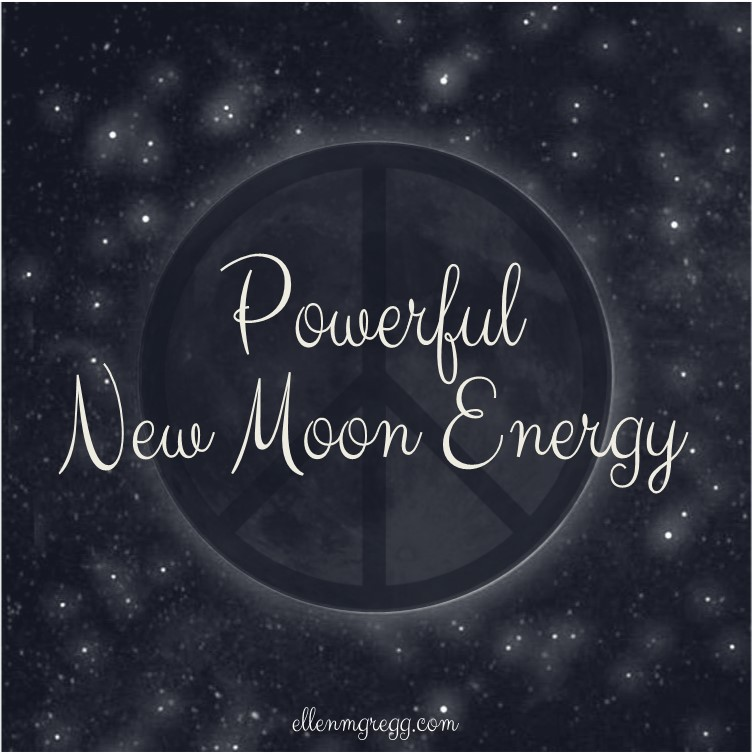 Powerful New Moon Energy: The new moon on October 30, 2016 brings challenges and potential.
