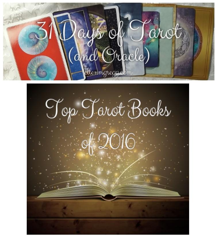 31 Days of Tarot, Day 4: My Top Tarot Books from 2016