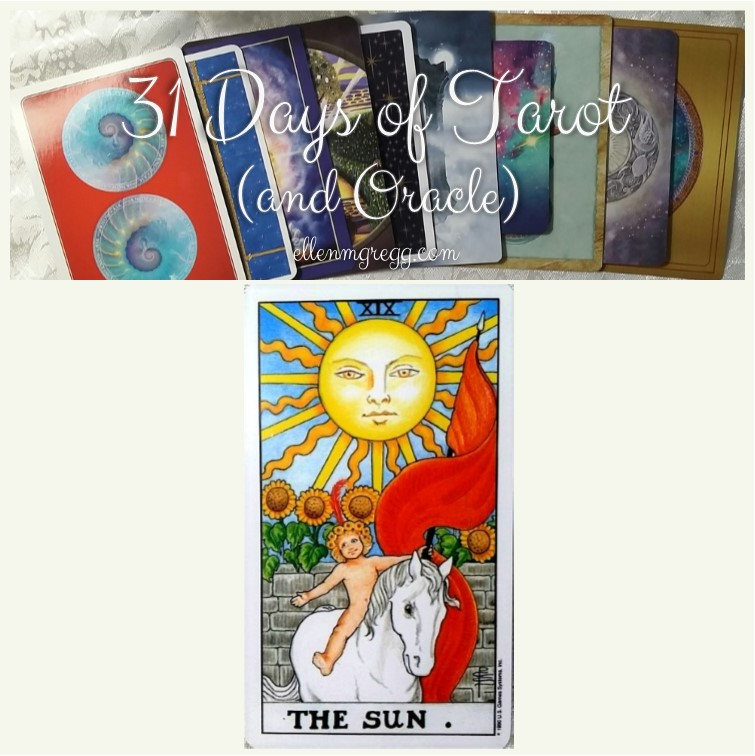 31 Days of Tarot, Day 26: The best advice I've received about Tarot is...