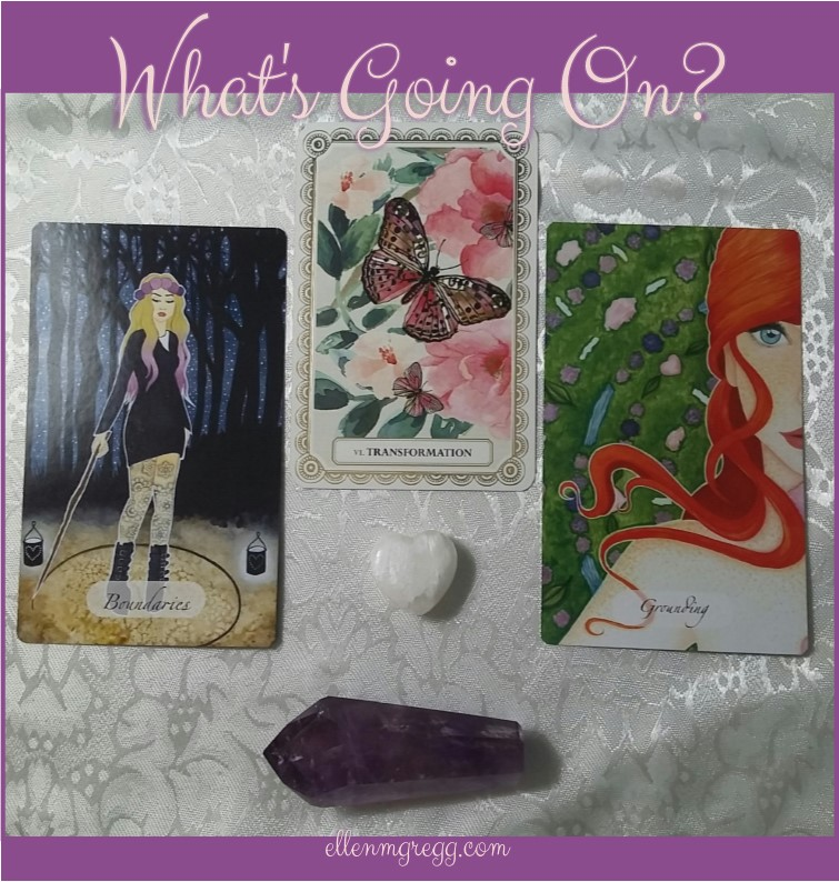 What's Going On Energetically? ~ The what's-what for January 20, 2017.