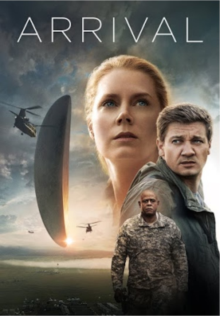 "In Awe of ""Arrival"" ~ Contemplating the propositions and implications of this masterful film."