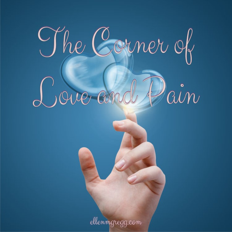 The Corner of Love and Pain ~ A very human intersection on a day that celebrates love.