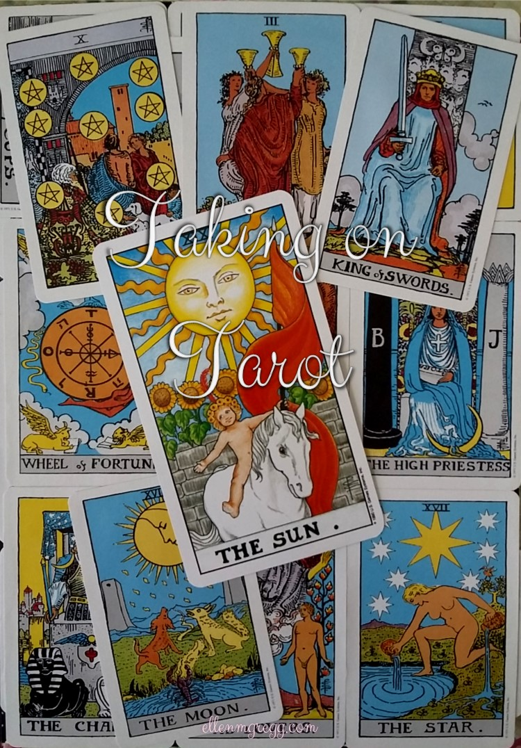 Taking On Tarot: The Sun ~ An exploration of the Universal Waite Tarot deck.