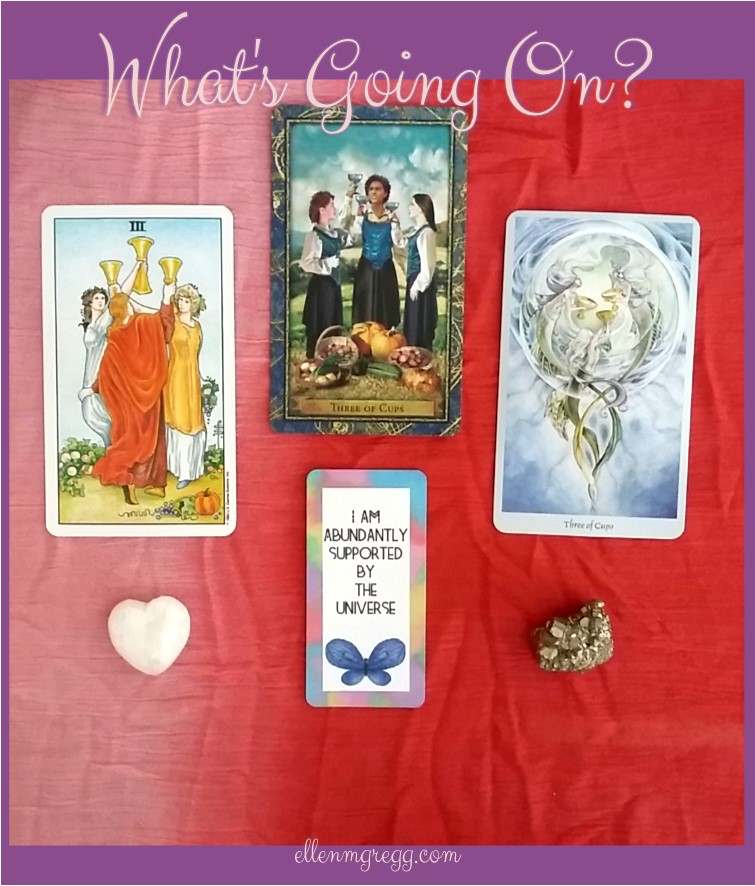 What's Going On Energetically for February 3, 2017? Get the good here.