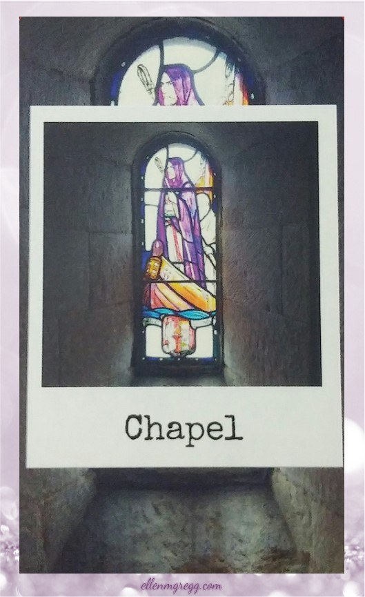 Daily Divination: 2 May, 2017 ~ Chapel from New Age Hipster's InstaOracle, created and published by New Age Hipster.