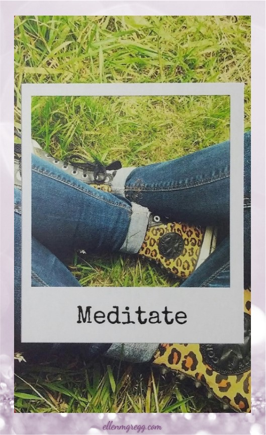Daily Divination: 5 May, 2017 ~ Meditate from New Age Hipster InstaOracle, created and published by New Age Hipster.