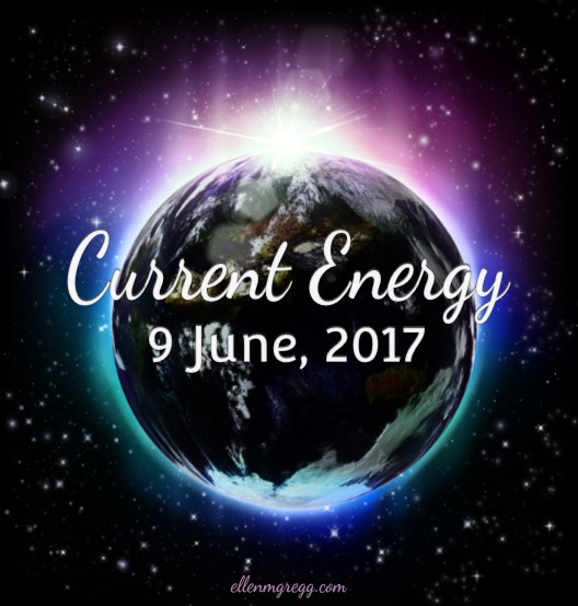 Current Energy: 9 June, 2017 ~ Full Moon Edition