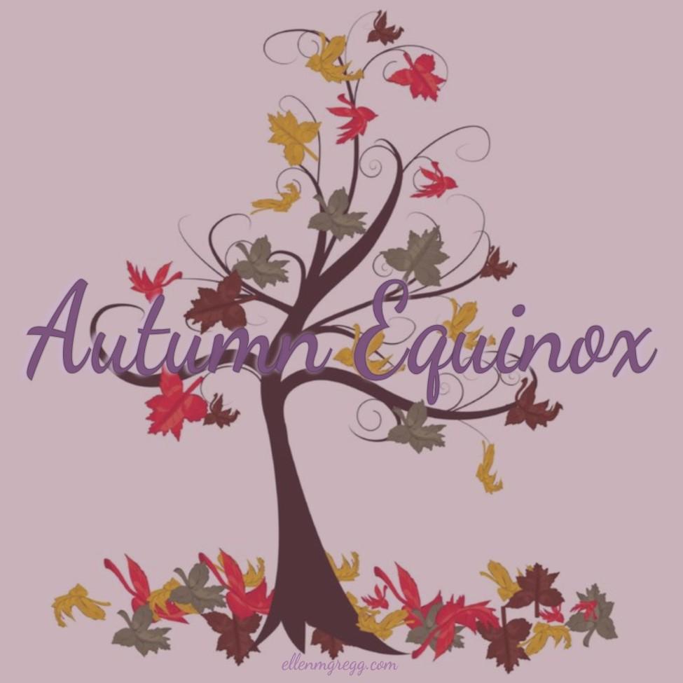 The Autumn Equinox opens its celestial doorway 22 September, 2017 at 4:02 pm U.S. Eastern. ~ Intuitive Ellen