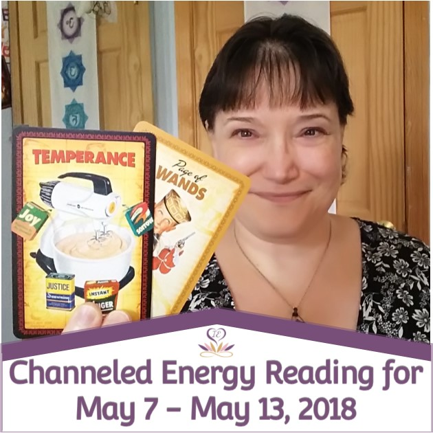 Channeled Energy Reading for May 7 - May 13, 2018 ~ Intuitive Ellen