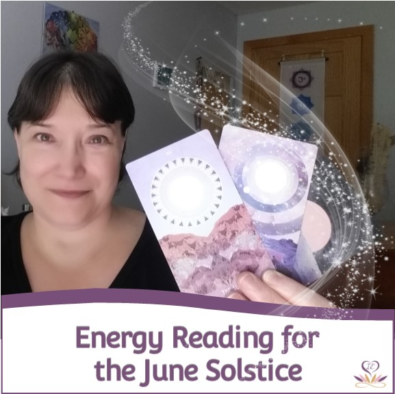 Energy Reading for the June 2018 Solstice ~ Intuitive Ellen, Ellen M. Gregg