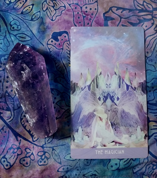 Tarot Reading for 13 August, 2018: The Magician ~ Intuitive Ellen :: Ellen M. Gregg
