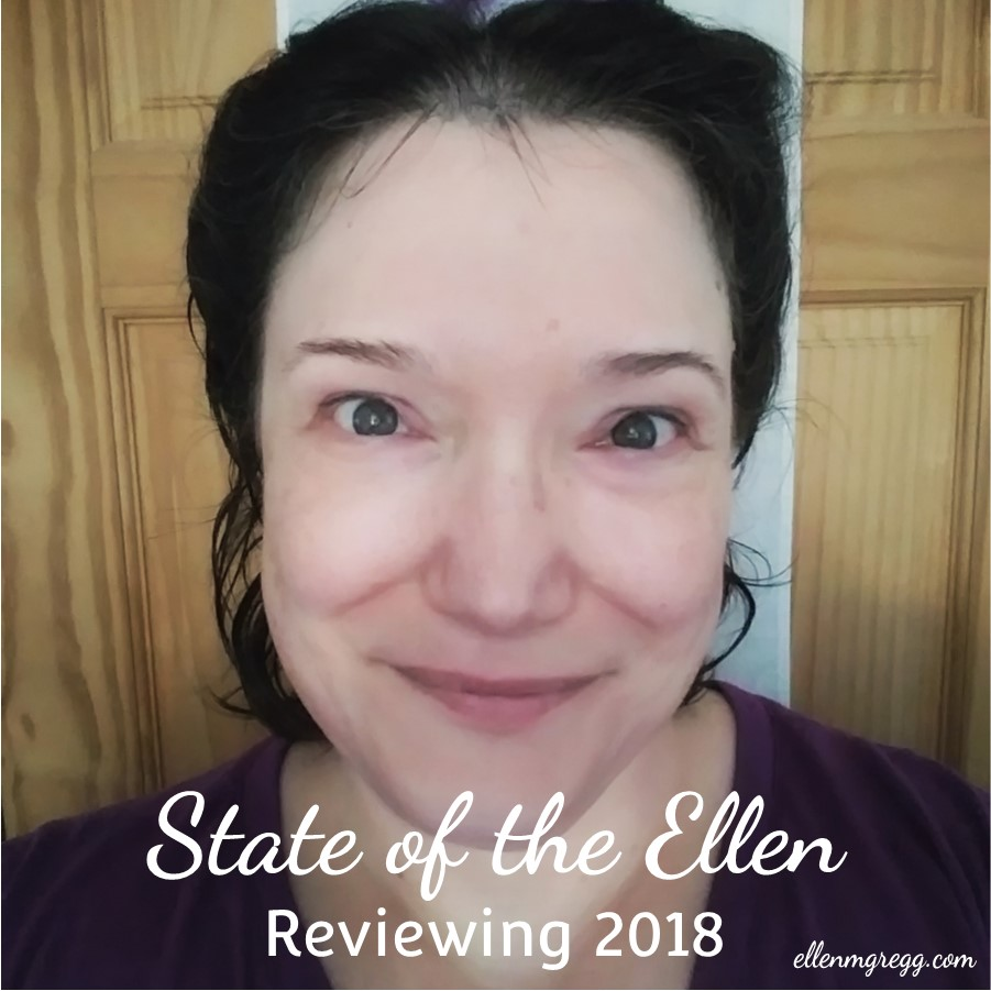 State of the Ellen: Reviewing 2018 ~ A blog post by Ellen M. Gregg :: Intuitive, inspired by Paul Jarvis ~ #yearinreview