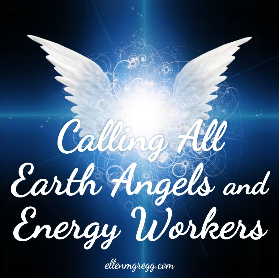 Calling All Earth Angels and Energy Workers ~ A post by Ellen M. Gregg :: Intuitive ~ #earthquake #marianatrench #earthangels #lightworkers #energyworkers #reiki #energyhealers #thesoulways