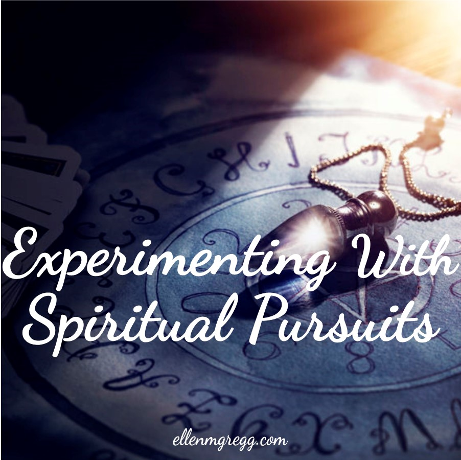 Experimenting With Spiritual Pursuits: Owning Your Spiritual Nature   A post by Ellen M. Gregg :: Intuitive   #spiritualtools #spiritualnature #owningyourspiritualnature #thesoulways