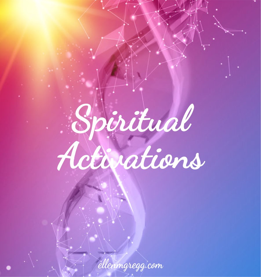 Spiritual Activations: Owning Our Spiritual Nature | A post by Ellen M. Gregg :: Intuitive | #spiritualactivations #spiritualawakening #spiritualawareness #thesoulways