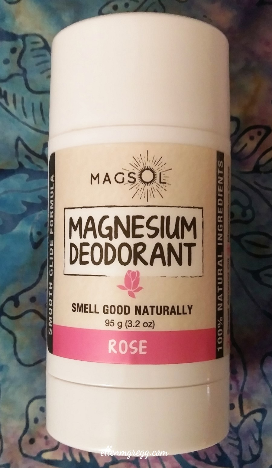A Review and an Update: MagSol Magnesium Deodorant | Ellen M. Gregg :: Intuitive :: The Soul Ways