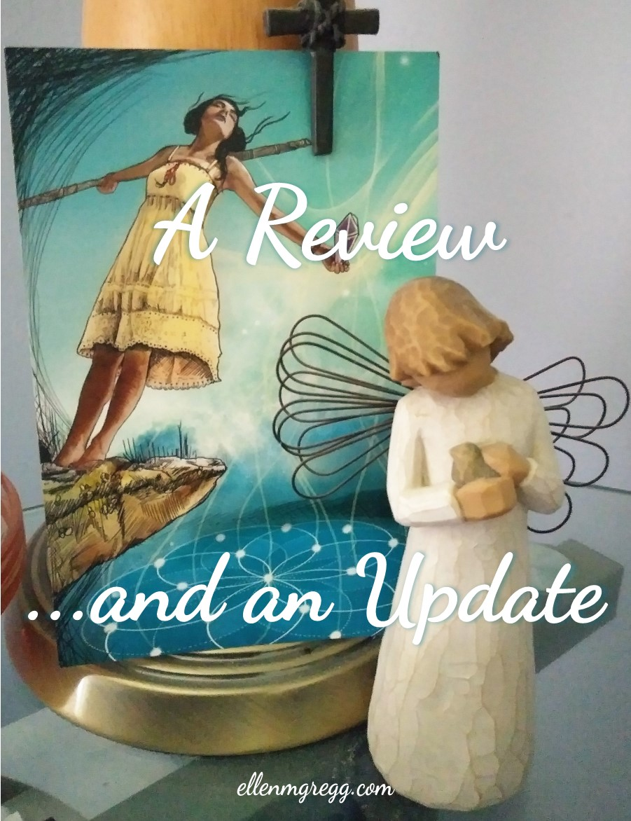 A Review and an Update | Ellen M. Gregg :: Intuitive :: The Soul Ways