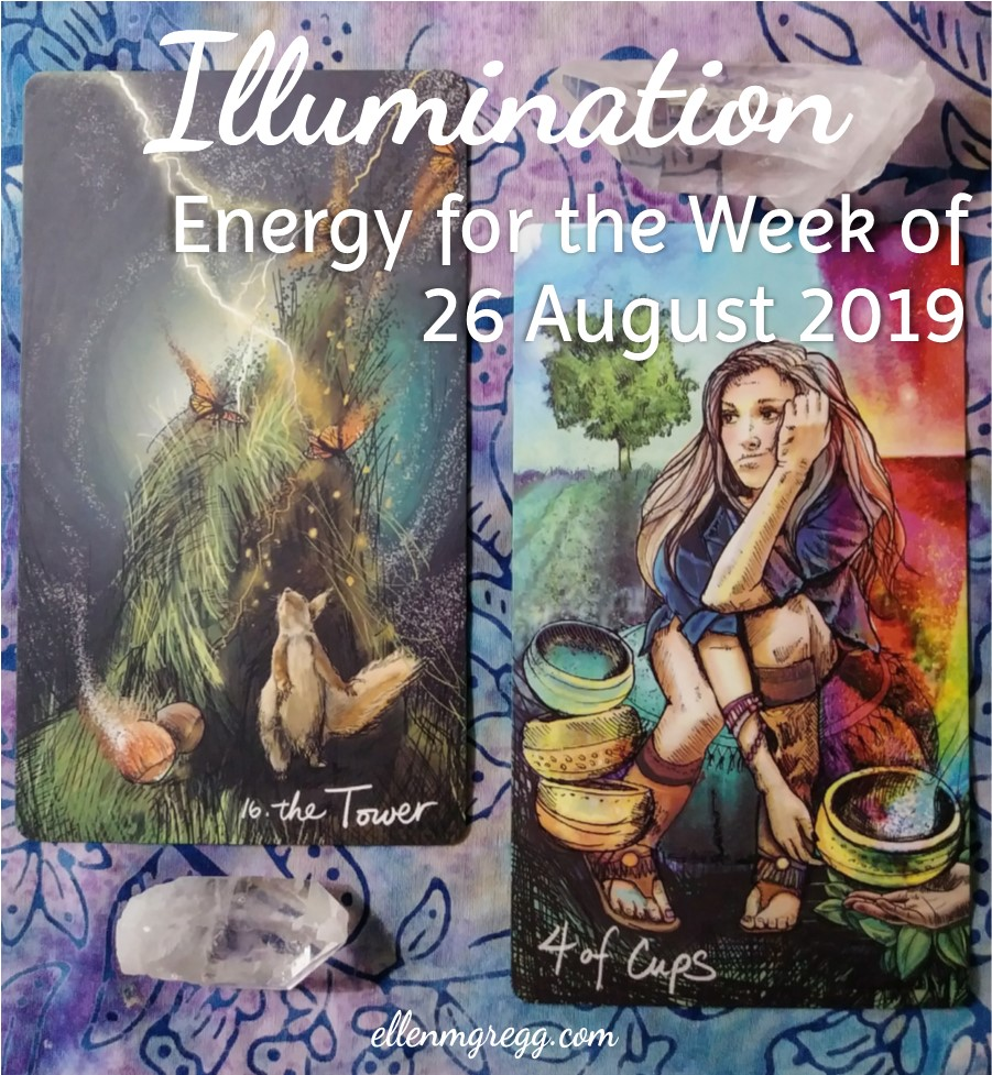 Illumination: Energy for the Week of 26 August 2019: Composure | Ellen M. Gregg :: Intuitive :: The Soul Ways