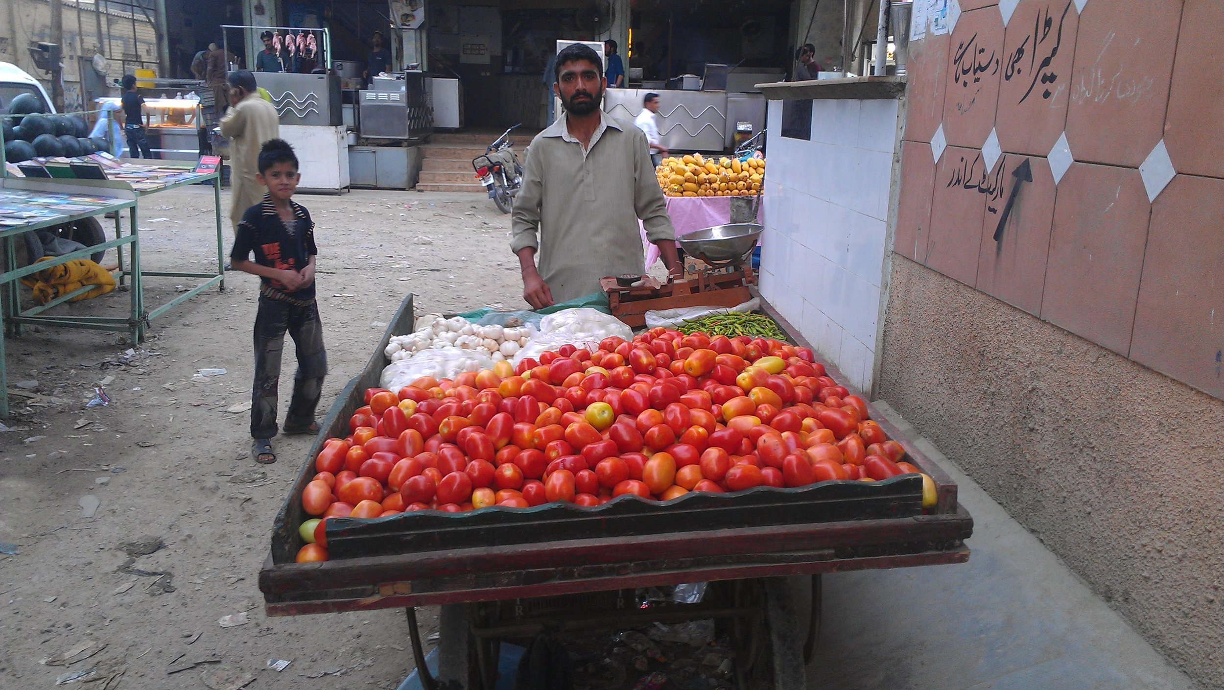 Peace Through Prosperity-Karachi-Entrepreneurs-2014