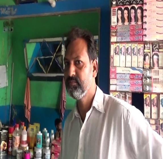 Iftikhar Barber BIL