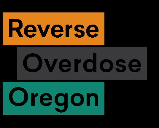 Reverse Overdose Oregon logo