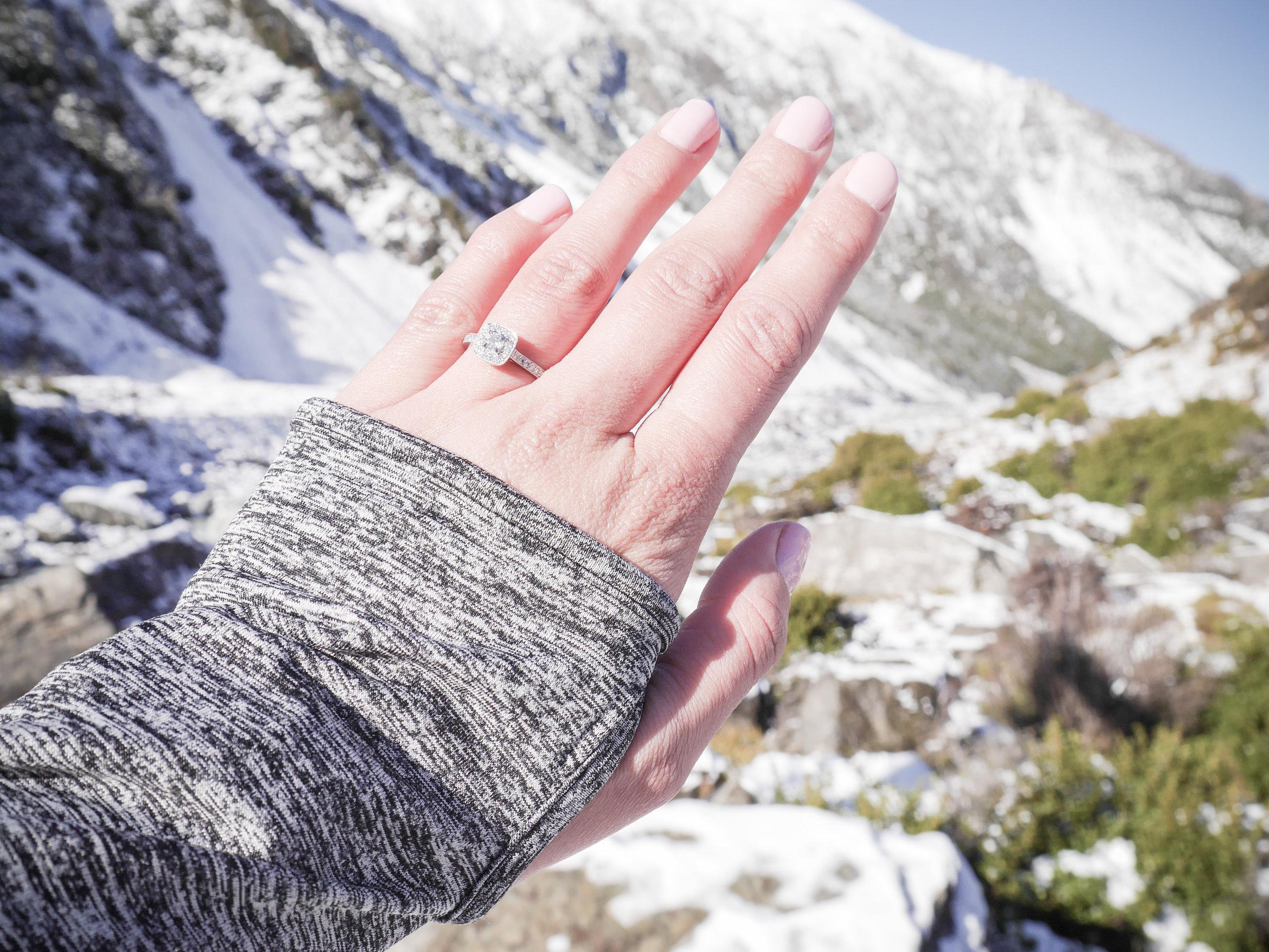 Engagement Ring New Zealand