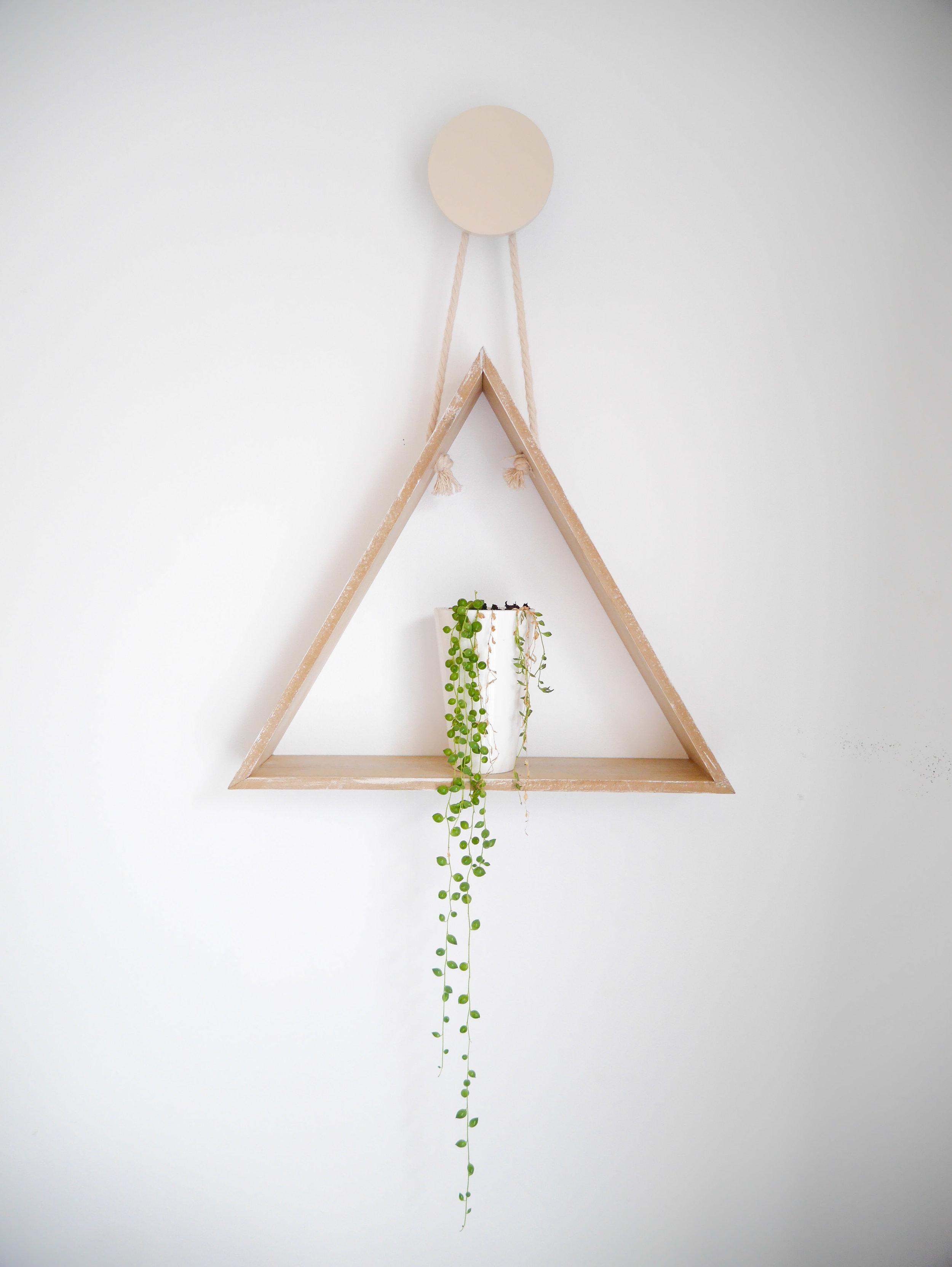 Scandinavian wall hanger
