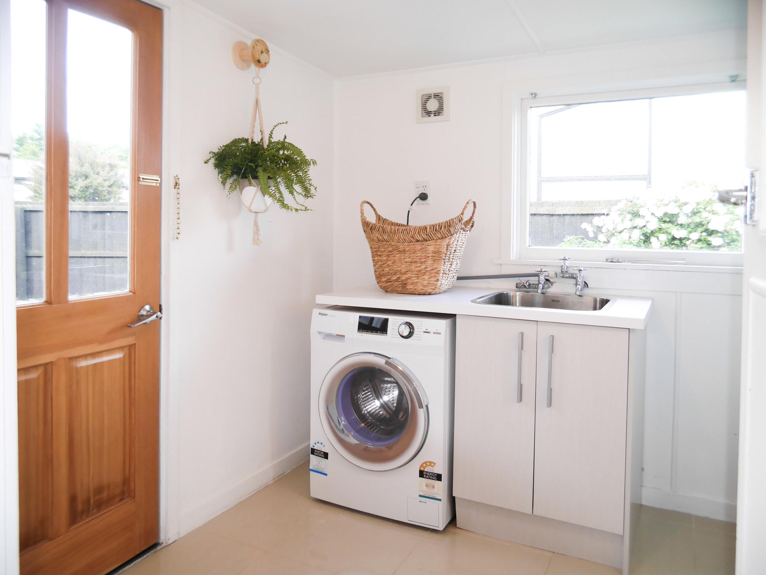 Laundry plant