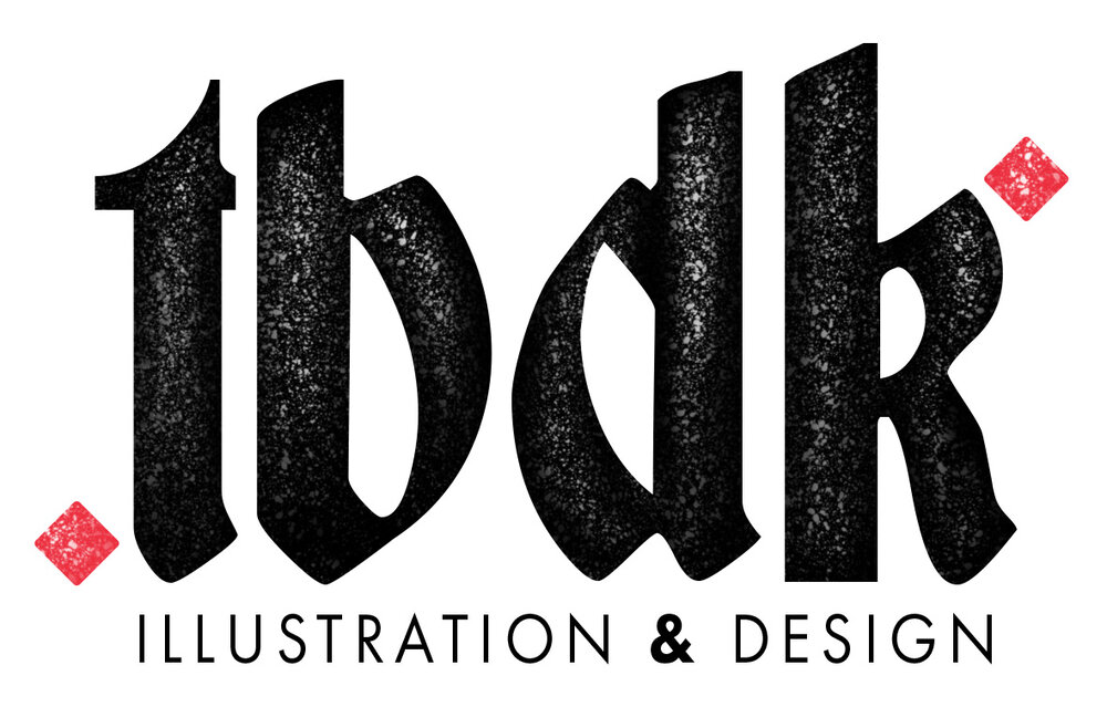TBDK - Illustration & Design