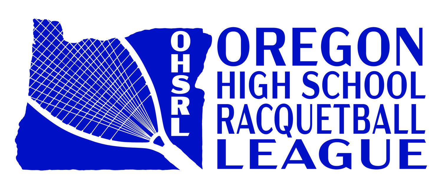 Oregon High School Racquetball