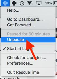 rescue time download mac