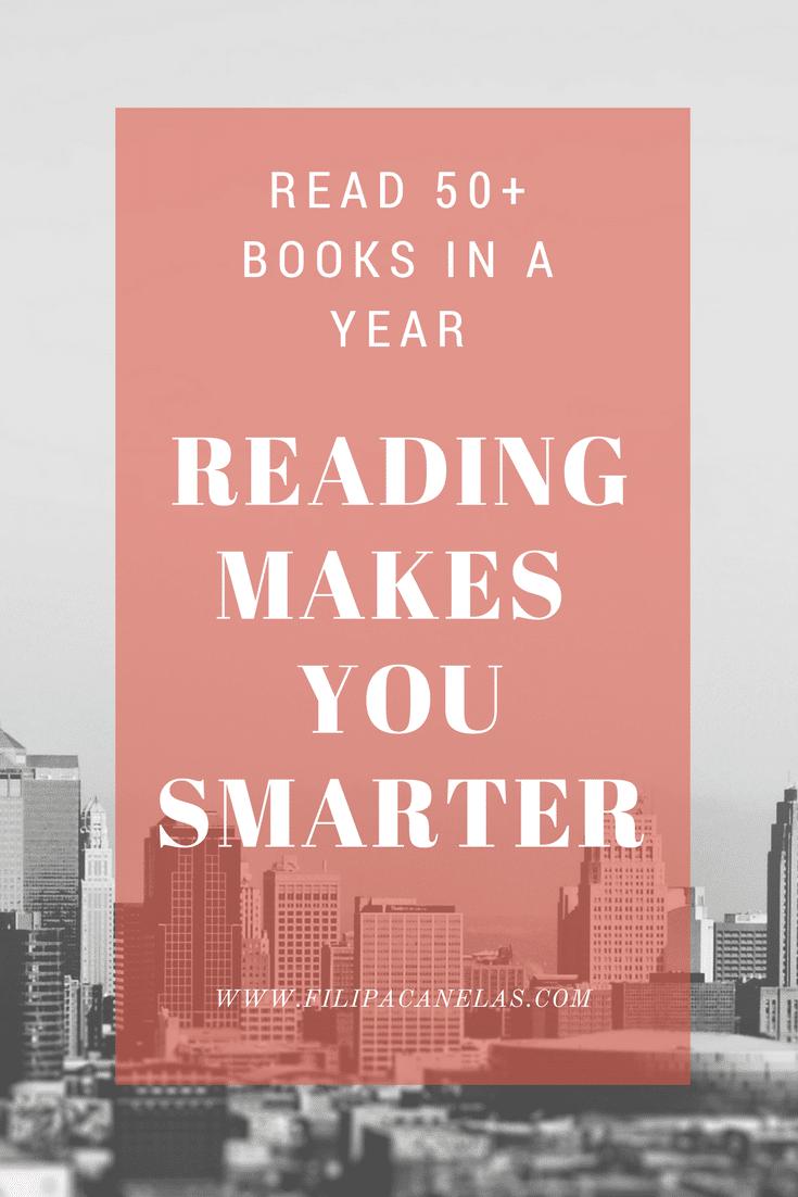 read 50 books