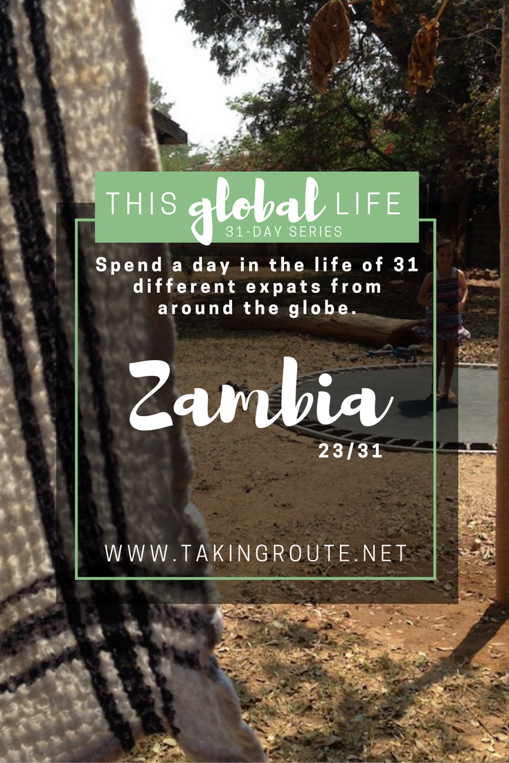 This Global Life   Day 23: Zambia   TakingRoute.net