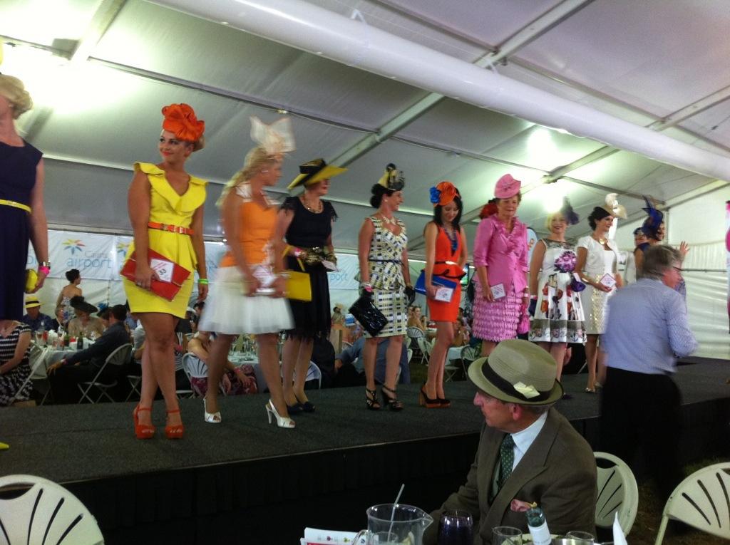 Cairns Amateurs 2011 heats