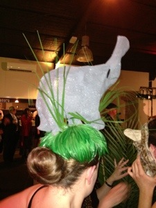 Loved this Elephant hat
