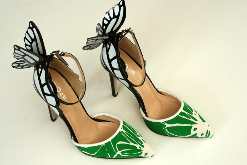 Shoes -  our first commision