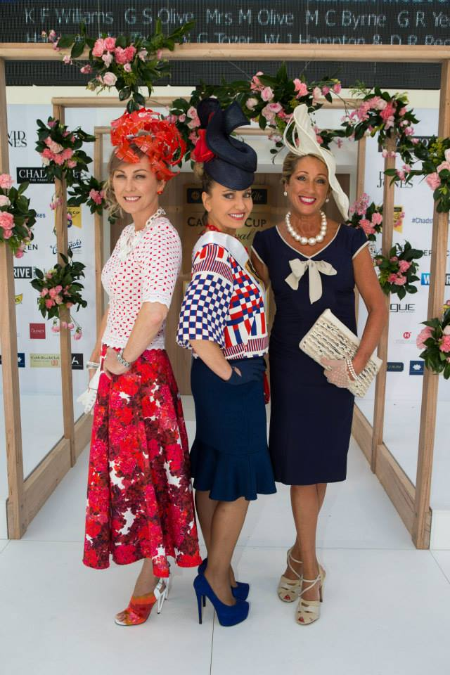 2014 winners of the Stylish Ladies over 40s category