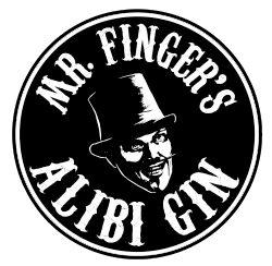 Mr. Finger's Alibi Gin | Fastest growing craft gin in New Jersey