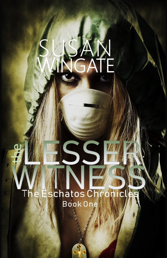 The Lesser Witness is now out in audio book