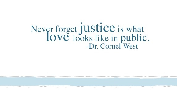justice is love in public