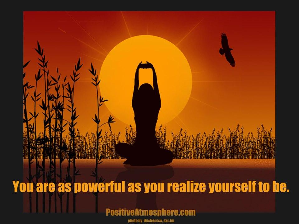 image power, self-fulfillment