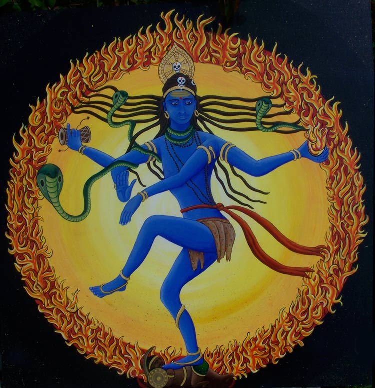 natarajasana,dancing shiva, lord of the dance