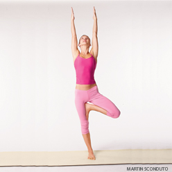vrksasana, tree pose, yoga asana, poses