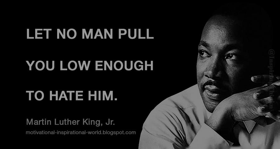 Forgiveness Martin luther King