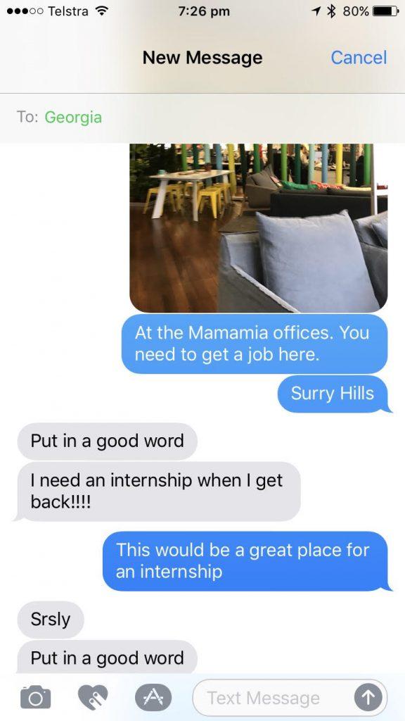 On The Convo Couch ... With Mia Freedman, @PamelaCookAU, Writes4Women