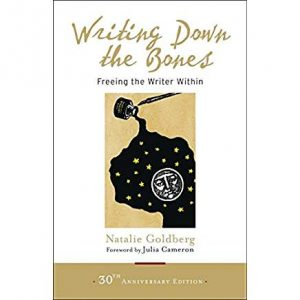 Books On writing, Writing Down The Bones, @w4wpodcast