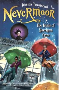 Nevermoor, Best Reads This Christmas, @w4wpodcast