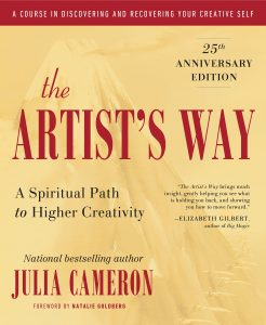 Books On Writing, The Artist's Way, @w4wpodcast