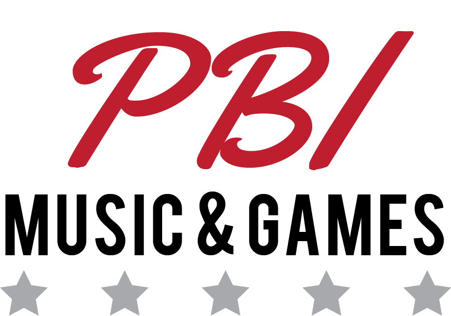 PBI Music & Games